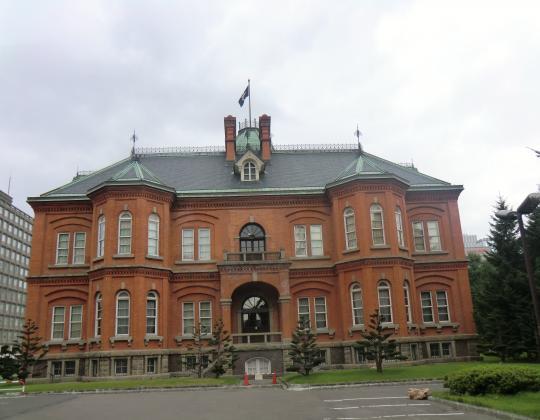 北海道庁1