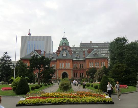 北海道庁2