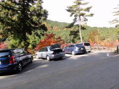 南伊奈ヶ湖 駐車場