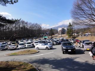 萌木 駐車場