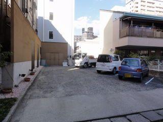 奥京 駐車場