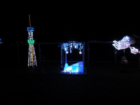 イルミ山中湖 コンテスト