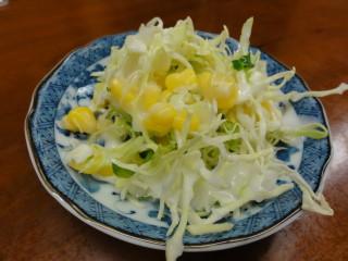 カレ吉 サラダ