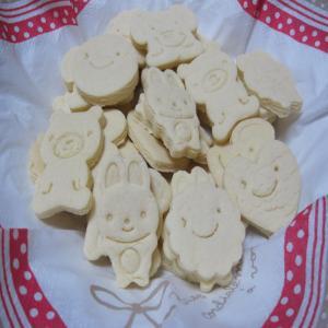 縮小クッキー