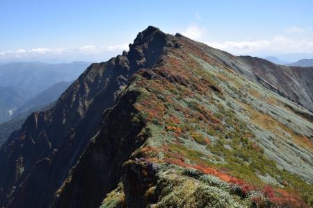 20谷川岳