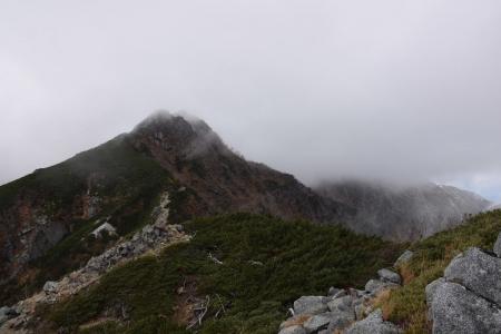 65檜尾岳へ