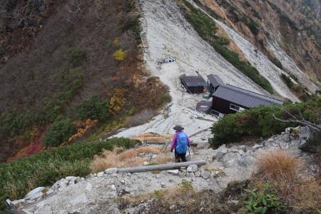 77木曽殿山荘