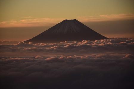 53富士山