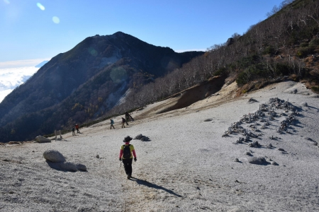 68地蔵岳