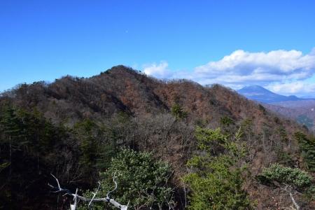 20ピークから谷急山