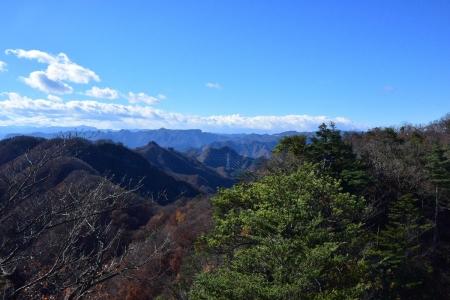 21ピークから谷急山