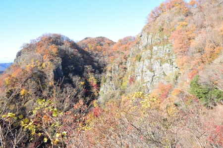 31篭岩展望台