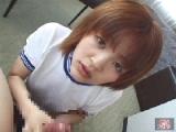 【手コキ フェラ】ひと握りの天使 まりえ 19才