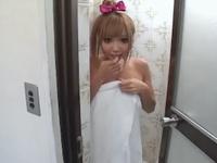KYOKO : 入浴中の妹を覗いていたら・・・