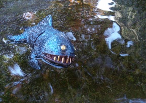 サイボーグ深海魚2