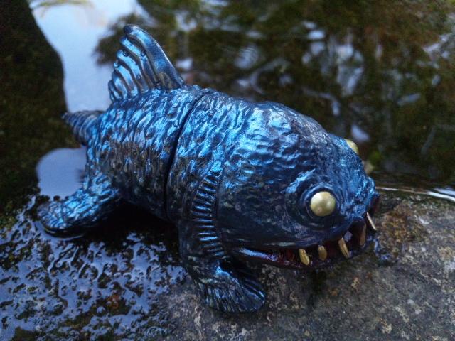 サイボーグ深海魚