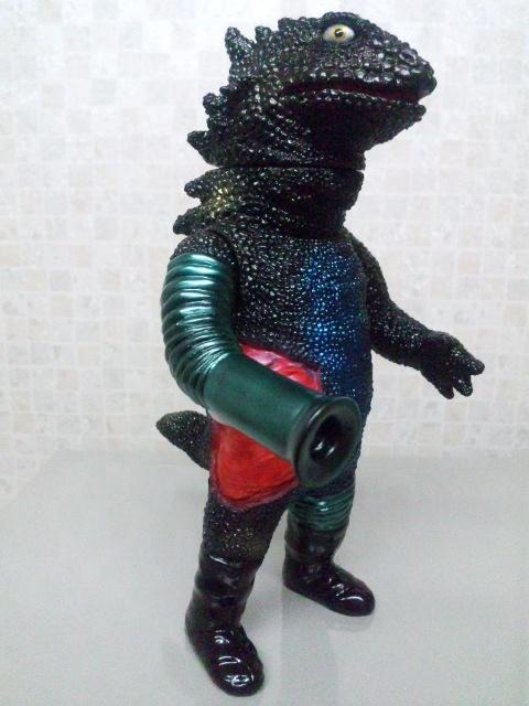 黒ヤモリ2