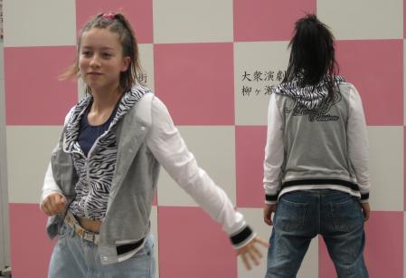 ドキンちゃんダンス