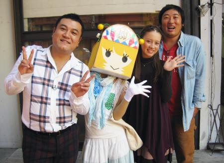 山崎さんと秋山さん
