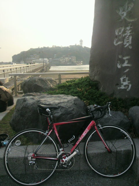 2号機 江ノ島 11.25いつもの場所ショット