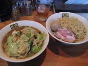 101116濃菜つけ麺