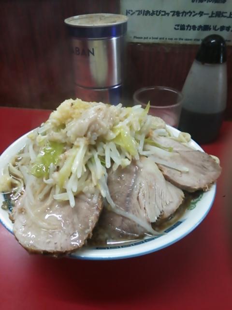 DSC_0031目黒二郎豚増し