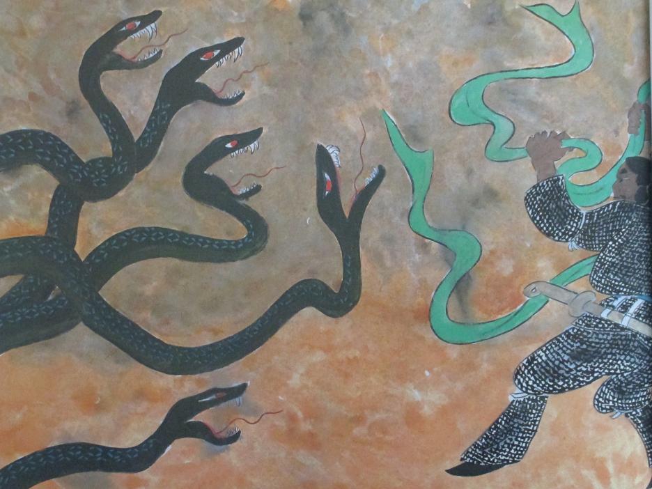 大国主神 ヘビ