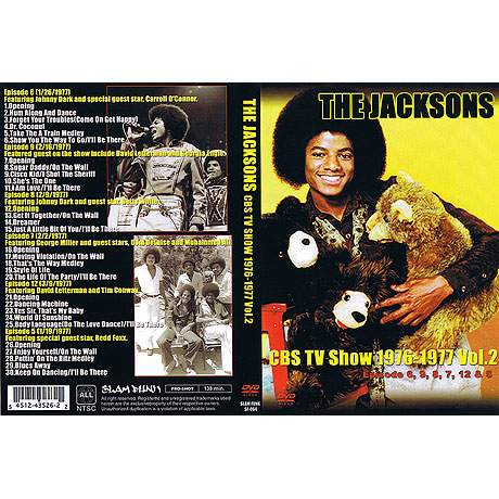 THE JACKSONS CBS TV SHOW 1976-1977 Vol.2