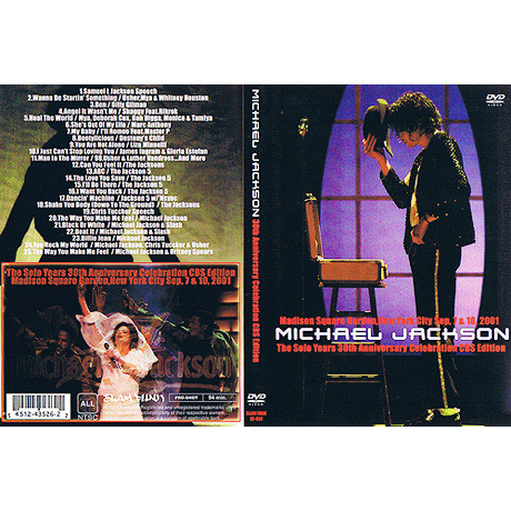 DVD 30th Anniversary Celebration CBS Edition