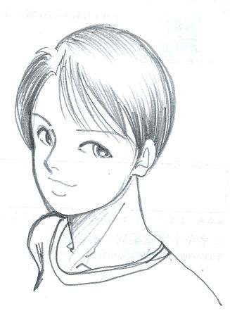 黒髪少年七sn