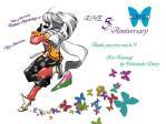 5周年記念wwマイソロ2のマイキャラ(忍者)ですww