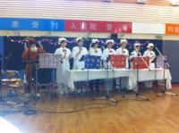 病院でクリスマスコンサート2
