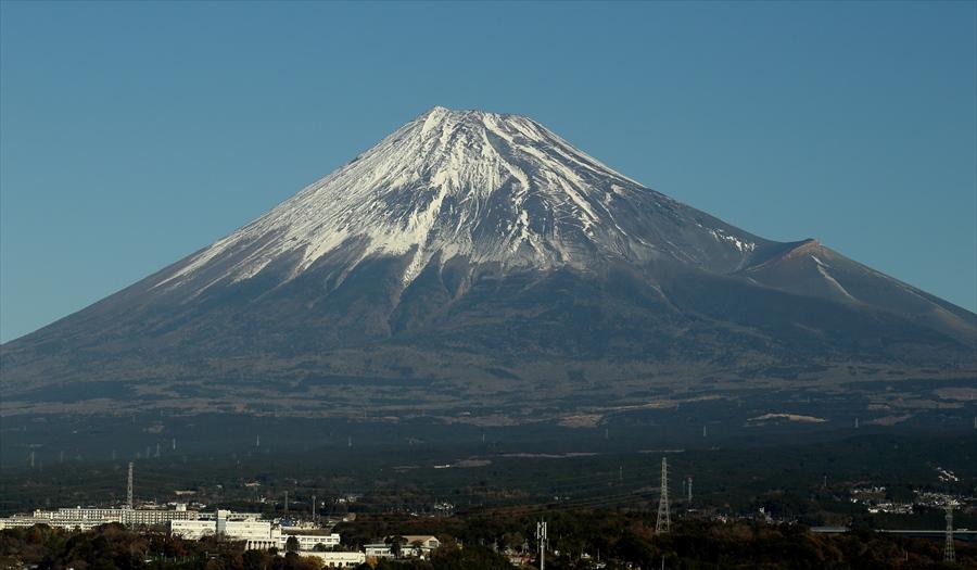 新春富士山