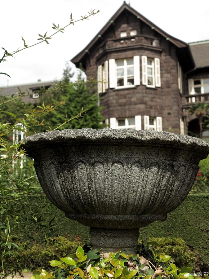 古河庭園バラ0203