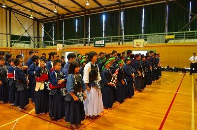 田村市剣道大会 (2)