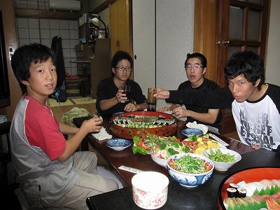 義樹誕生パーティ20111022 (1)