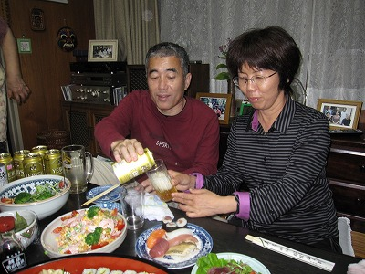 義樹誕生パーティ20111022 (2)