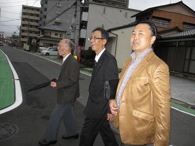 20111119池先生とガコヤン初宴会 ブログ用