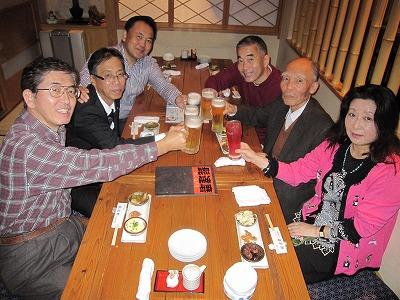 20111119池先生とガコヤン初宴会 ブログ用 (1)