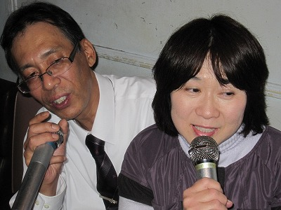 20111119池先生とガコヤン初宴会 ブログ用 (33)