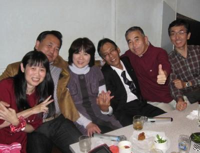 20111119池先生とガコヤン初宴会 ブログ用集合写真2