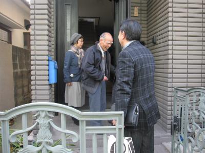 池先生79歳誕生パーティ20120310