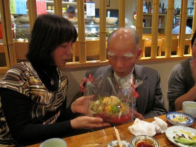 池先生79歳誕生パーティ20120310 (7)