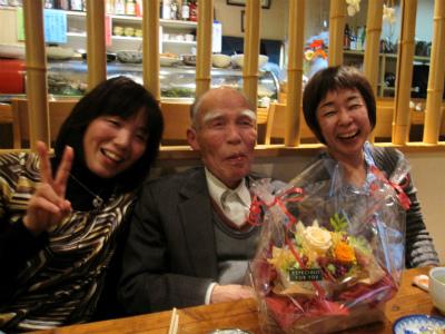 池先生79歳誕生パーティ20120310 (9)