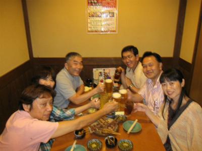 焼き鳥「元気」20120616 (1)