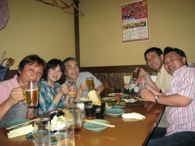 焼き鳥「元気」20120616 (4)