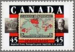 カナダ・ペニーポスト100年