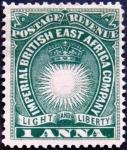 英国東アフリカ会社(1890)