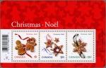 カナダ・クリスマス切手(2012)