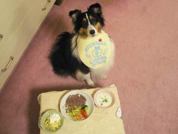 2誕生日ディナー